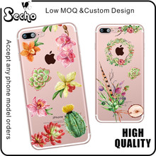 Colorful Flower Phone Case Hot Selling Mobile Phone Case For iphone 5 Factory Price