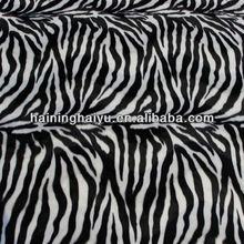 animal pictures print fabric(tiger design cushion fabric)