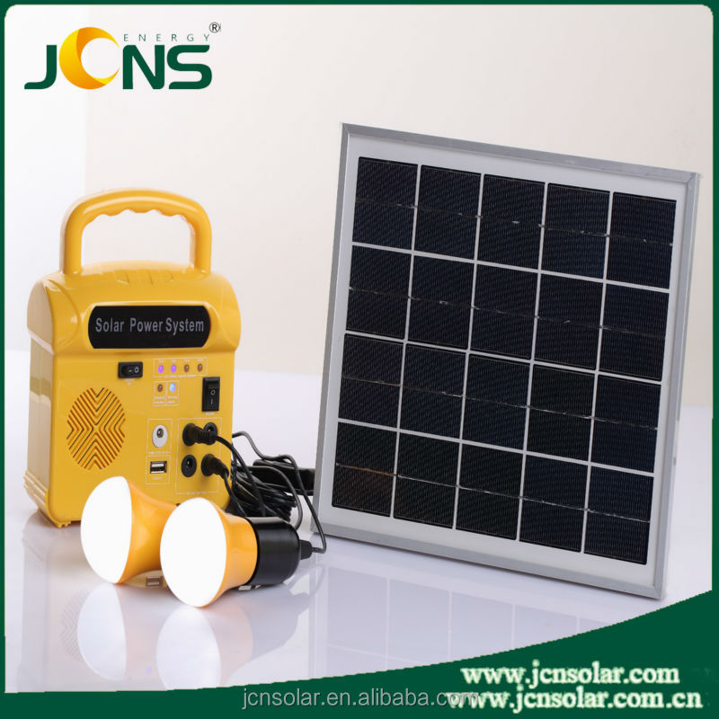 Handiness Mini Home Solar Electricity System For Home Use