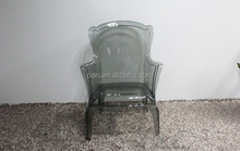 ghost polycarbonate pasha chair