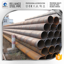 BIG OD CARBON STEEL SSAW PIPE FOR API DRILL PIPE & CASING