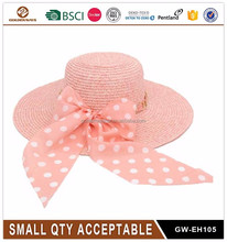 Factory Made Small Order straw floppy hat