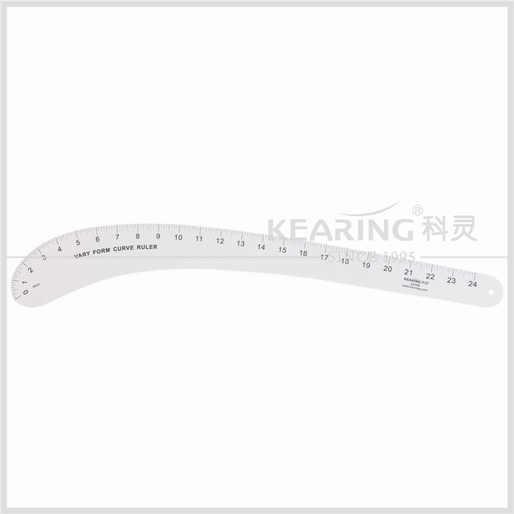 Kearing brand french curve ruler, metric vary form vurve rulers multifunction curve ruler,tailor curve ruler#6032
