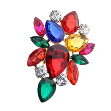 Barlaycs Cheap Wholesale Bohemian Crystal Beads Wedding Engagement Ring Maxi Statement Jewelry Sexy Open Rings For Women 4350