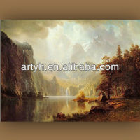 hot designs famous natural landscape painting