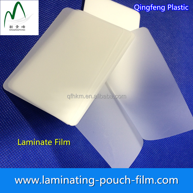 Low Price Glossy Film &amp made in China mailand