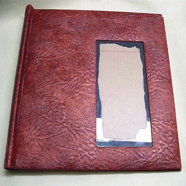 Acrylic cover wedding photo album manufacturer/factory