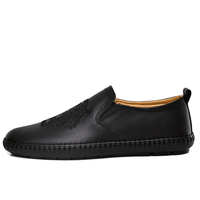 Wholesale and Retail Fashion Men Shoes Genuine Leather,Handmade Leather Loafer Shoes
