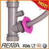 RENJIA Drain Pipe Silicone seal ring o ring silicone custome silicone rings
