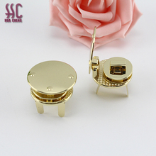 Most fashional Round Shape bag lock ,lady handbag lock