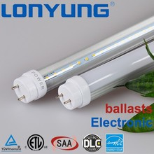 CRI >T8 6ft led Directly replace high lumen led light 28w t8 led tube isolated driver