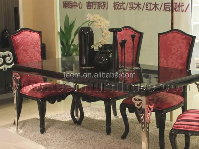 Divany Furniture dining room furniture chiar LS-310A design filiphs palladio furniture