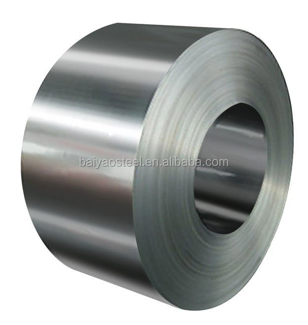 Commercial Quality Hot dipped galvanized steel coil DX51D z40 z275