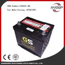 Hybrid Power Bus Battery