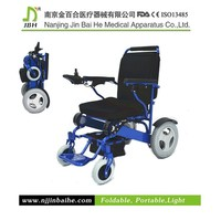 Company folding lightweight electric wheelchair caster wheel
