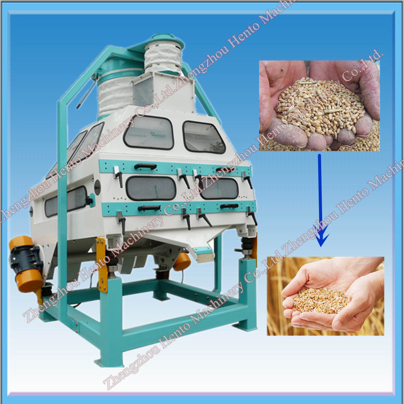 Hot Sale Grain Seeds Gravity Separator For Wheat