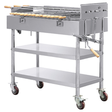Commercial Stainlesss Steel Goat/ pig Roast/ Rotisserie BBQ/ Barbecue grill EB-W02