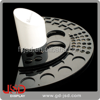 Imported Acrylic Material JSD Acrylic Display Stand Pie Display Rack