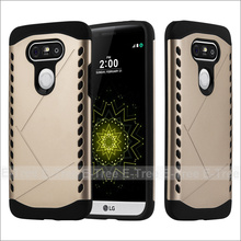 Shield TPU Shock Proof Mobile Phone Case Back Cover For LG G5