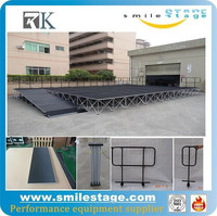 Durable and Strong Hotel Commercial Stage