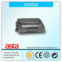 New compatible toner cartridge Q5942A 42A for HP