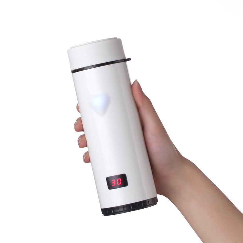 Color change LED Temperature Display sensing Cup promotional items 2016