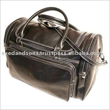 Duffle Leather  Bags 1709