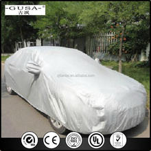 folding PE disposable plastic clear car cover