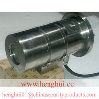 stainless steel 304/316/316L explosion proof cctv camera housing H104