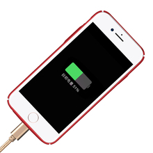 Alibaba Portable Wireless Battery Charger Case Slim Smartphone Battery Case For Iphone7