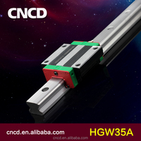 CNCD high precision Linear guide HGH 35WA Series Linear Guide/slide way/rail/guide block