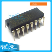 IC PCF8574P Small Electronic Components Equivalent