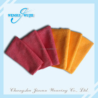 Bright Color Hair Bath Floor Cloth Microfiber Car Window Clean Towel