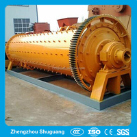 2016 advanced design and professinal coal grinding ball mill