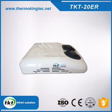 TKT-20ER DC 12V and 24V small type roof mount ac for different vehicles