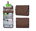 BSCI Factory audit 4p Travel Toiletry Organizer for wholesale