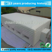 New arrival hot sale quadrangle pneumatic tent