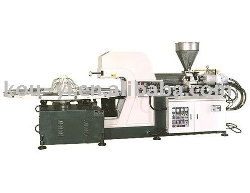 Rotary Type Plastic Sole Automatic Injection Moulding Machine