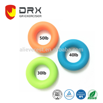 3 Levels Potency Dimension Hot Selling Fitness Gym Hand Grip Ring
