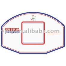 Cellular fibre glass leisure basketball board