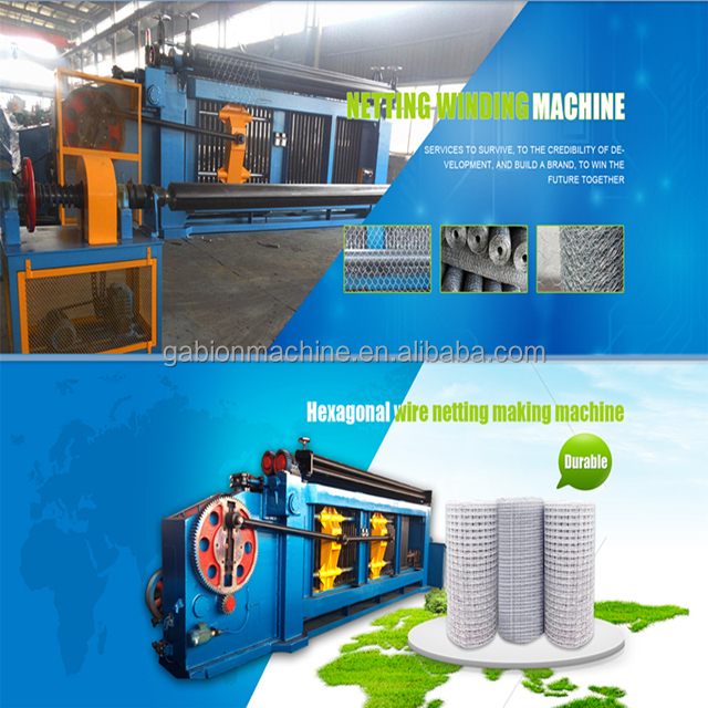 Cast Steel Gears/ Low Noice 25mm Steel Plate Gabion Mesh machine in China