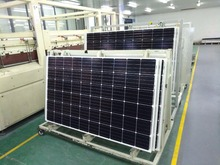 2017 New 5BB Polycrystalline Double Glass Solar Panel 250W with 60pcs Individual Solar Cells