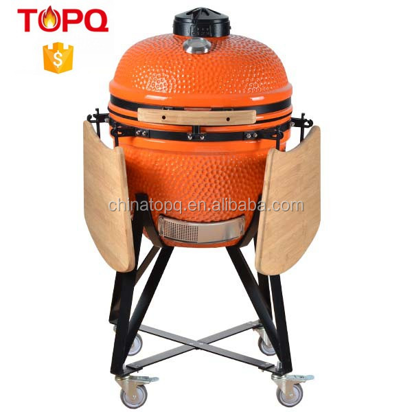 Outdoor Kitchen Equipment Smokeless Kamado BBQ Stone Cooking Pot