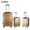 alibaba custom cheap fancy korea luggage bag