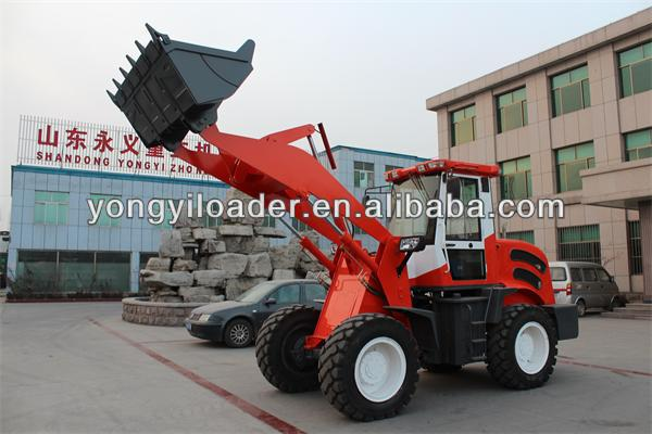 zl920 hydraulic articulated new mini wheel loader radlader for sale front tractor
