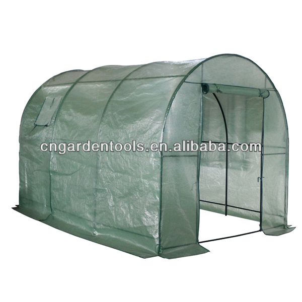 plastic tunnel greenhouse / high tunnel greenhouse