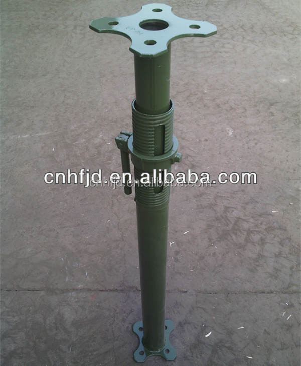 Heavy or Light Duty Telescopic Steel scaffolding acrow Props shoring posts