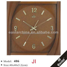 Factory nice wall clock gift package supply