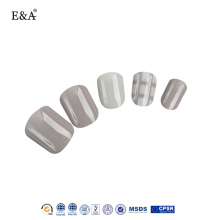 EA wholesale false nails tip new patterns long nail tip