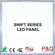With auto sensing alternative light 600*600 super bright led panel light